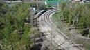Детская железная дорога г Лиски Воронежской области