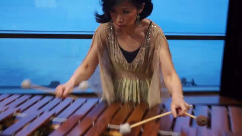 The Nymphs for solo marimba (2013) by John Zorn