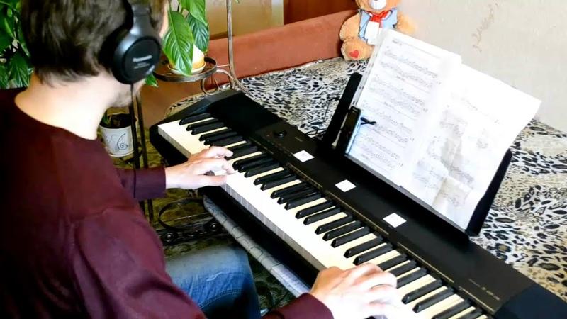 La Valse d`Amelie - piano cover