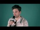 Интервью для журнала Antenna 2011
