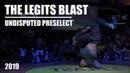 🔥 UNDISPUTED BBOY BATTLE ↔ PRESELECT ↔ pt.4 ↔ The Legits Blast Winter Edition ↔ bmvideo thelegits