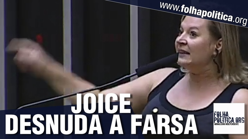 Joice Hasselmann desnuda falência que o PT causou na educação brasileira e enfrenta dis..