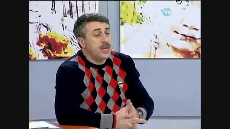 Комаровский Выпуск 56 от 2011.03.27 Гигиена мальчиков
