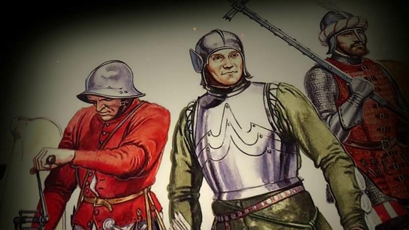 Srpski junaci srednjeg veka Lazar Hrebeljanović, drugi deo