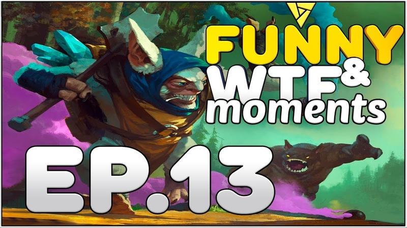 ARTIFACT - Funny WTF Moments - EP.13