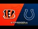 Week 01 / 09.09.2018 / CIN Bengals @ IND Colts