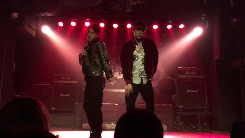 161212 K.A.R.D Debut Party - performance 3