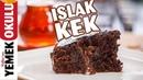 Islak Kek Tarifi 🍫 Dikkat Çikolata Sevenler İzlerken Fenalaşabilir 😊