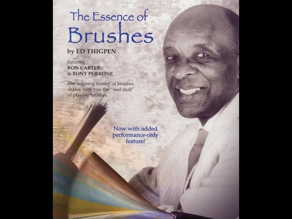 Ed thigpen the essence of brushes 1991 (complete)