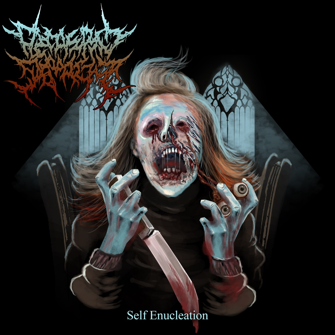 Decrepit Depravity - Self Enucleation