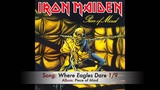 Iron Maiden - Where Eagles Dare HD
