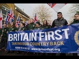 Britain First Paul Golding Harassed By UK Political Police State - Wins Case