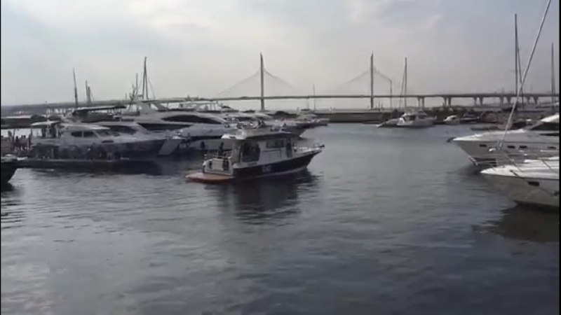 St. Petersburg International Boat Show 2018 (Россия, Санкт-Петербург)1