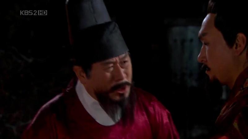 Хван Чжин И 10 серия Озвучка GREEN TEA