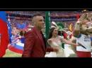 Robbie Williams La ceremonia de inauguración del Mundial de Rusia 2018