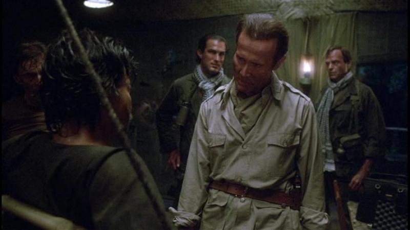 Наркоторговля в ЦРУ - Над законом (1988) [отрывок / сцена / момент]