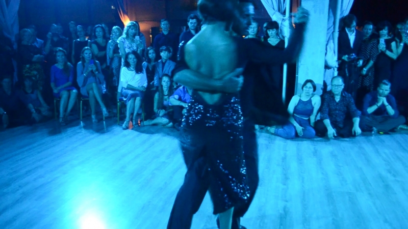 Gustavo Rosas Gisela Natoli, Russian Tango Congress 2018, 3-3