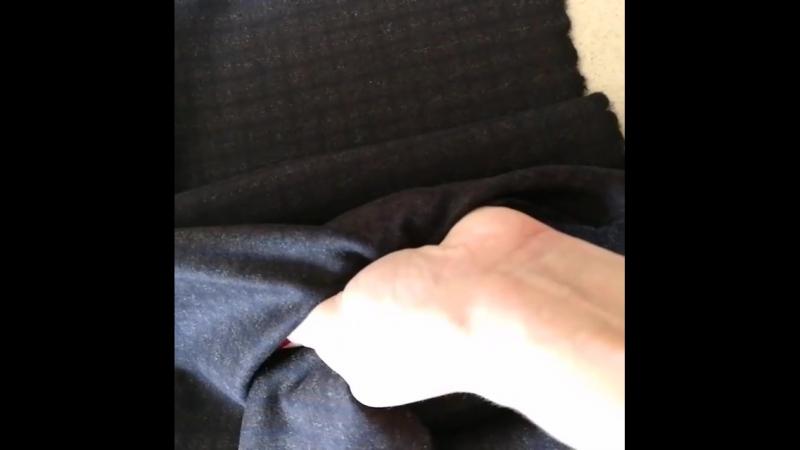 Теплая костюмная Corneliani .  Кашемир, коричневый цвет. Не мнется, не колется. Для платья и юбки .  Отрез 1.50 * 1.15 м Соста