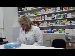Аптека в магазине светофор (полоцк). не законный запрет видеосъёмки