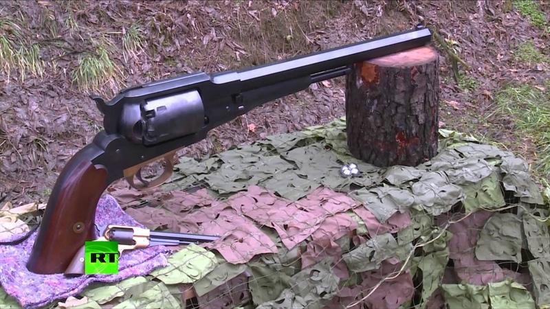 WORLDS LARGEST HAND GUN unveiled in Poland