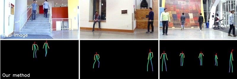 ИИ научился отслеживать движения людей через стену