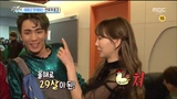 170101 Taeyeon(SNSD) Key(SHINee) - MBC Gayo Daejejeon cute moment