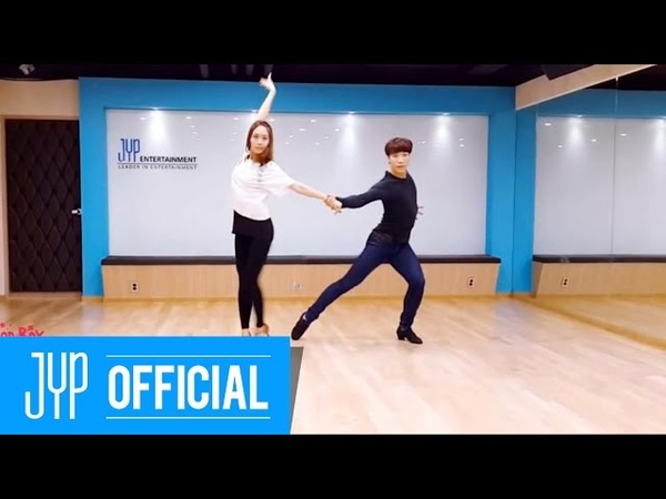 Fei(페이) a Good Boy Special Clip (Dance sports version)