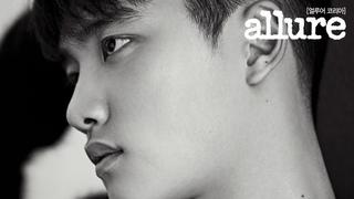 EXO 도경수 얼루어 12월호 촬영 현장 직캠 대방출! | 얼루어코리아 Allure Korea