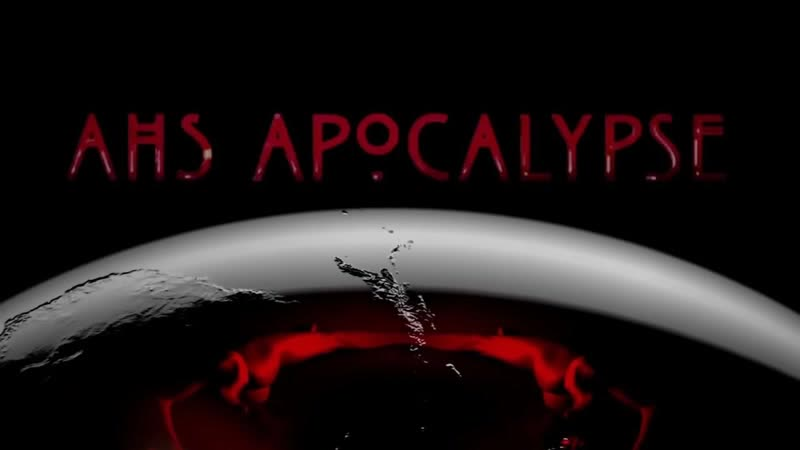 American Horror Story Apocalypse season 8 - All teasers compilation