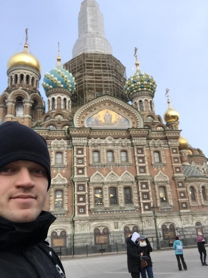 Санкт-Петербург Спас на крови и ДаблБи. Спас-на-Крови