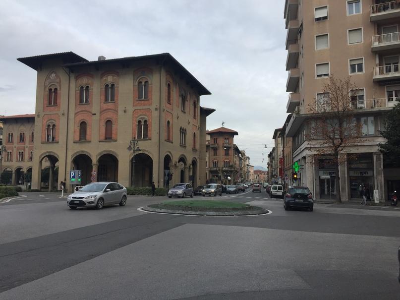 Отчет о путешествии в Италию Пиза и Флоренция. Пиза во всей своей красе