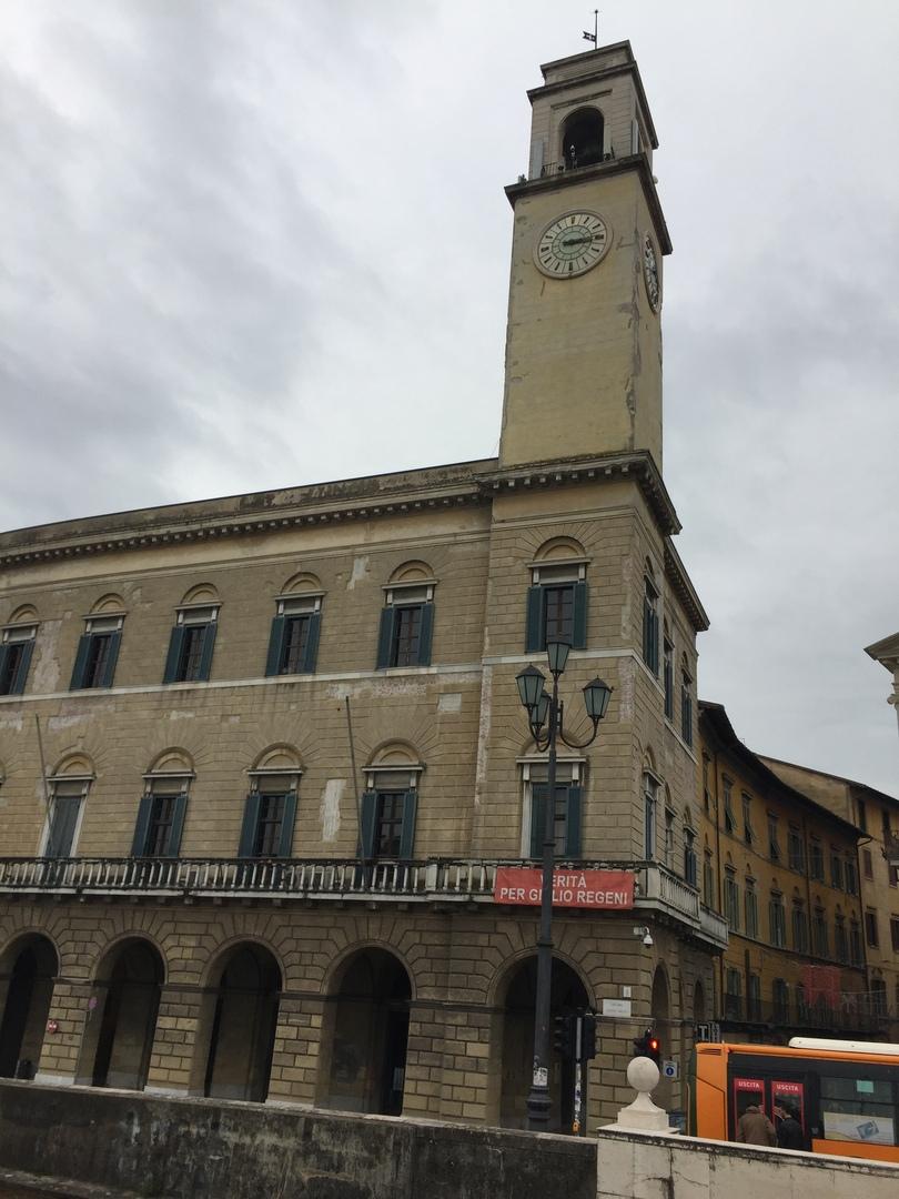 Отчет о путешествии в Италию Пиза и Флоренция