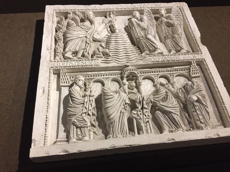 Отчет о путешествии в Италию Пиза и Флоренция. Museo Delle Sinopie.