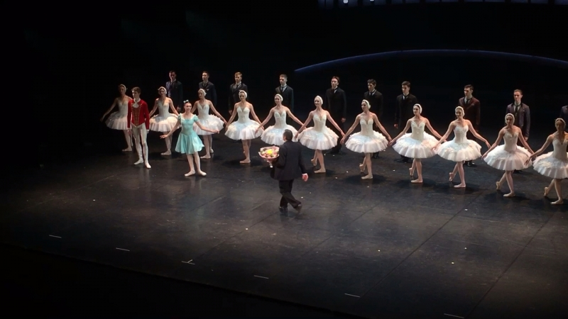 Eifman Ballet, 15.07.2018 , Curtain Call