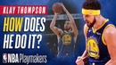 How Klay Thompson Scored 14 Threes in ONE Game