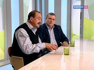 Наблюдатель. Михаил Кожухов, Валерий Тишков и Александр Лобжанидзе. Эфир от 31.10.2015 (20:40)