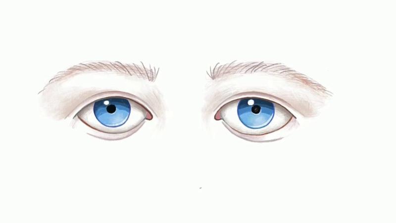 Как нарисовать глаза Мастер класс для начинающих кукольников