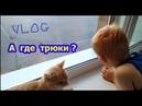 VLOG Максимка немного приболел / Трюки на роликах / Праздник