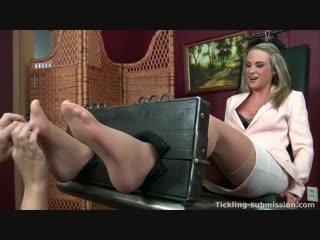 Sexy tickling feet