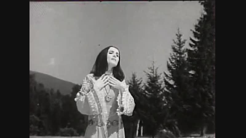 Червона рута телевизионный фильм концерт 1971 года