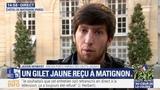 Rencontre Edouard Philippe - Gilets Jaunes: points presse de Jason Herbert, ancien porte-parole