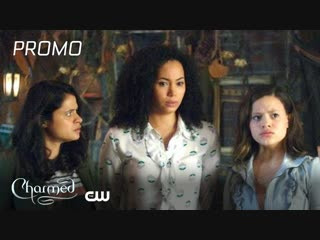 Charmed ¦ Keep Calm And Harry On Promo ¦ The CW