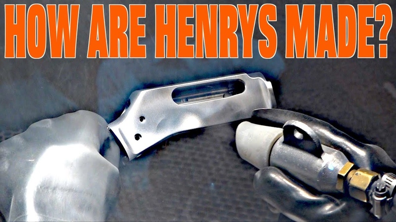 HOW ARE HENRY RIFLES MADE? EXCLUSIVE PLANT TOUR