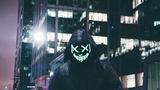 Neon Led Mask Still cold - Night Lovell