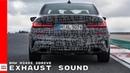 2019 BMW M340i XDrive Exhaust Sound