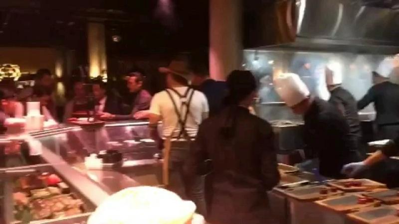 Открытие турецкого ресторана Taksim в Москве на новом Арбате 15