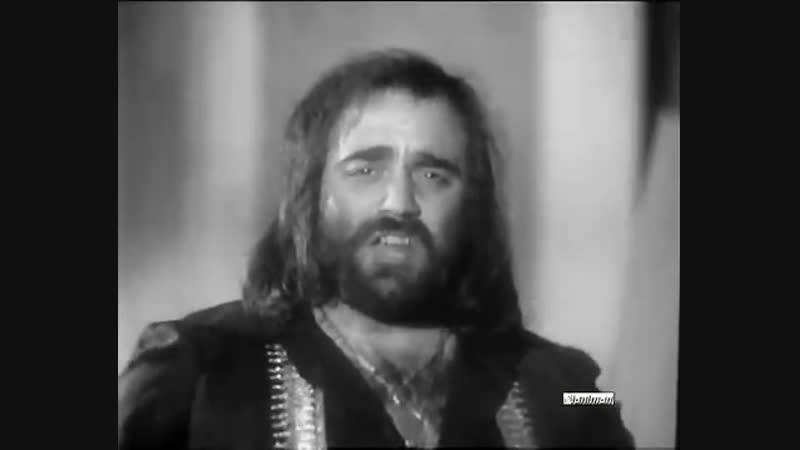 ♫ Demis Roussos ♪ Lovely Lady Of Arcadia ♫ Video Audio Restored HD