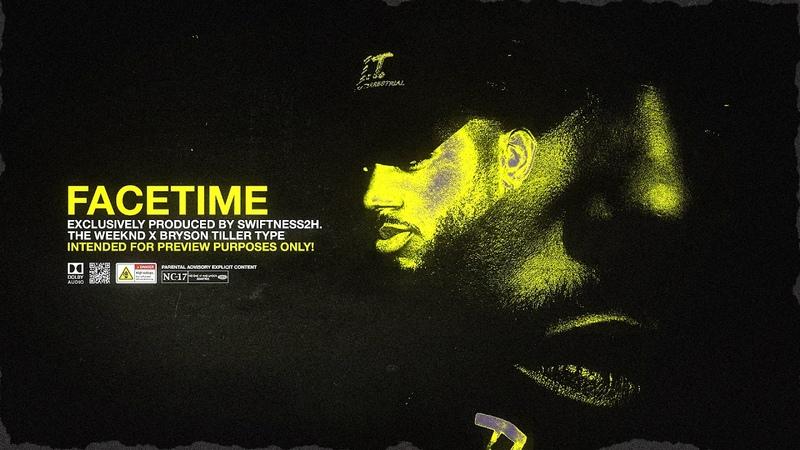 The Weeknd x Bryson Tiller Type Beat — «Facetime» / Love Trapsoul RB Instrumental 2019