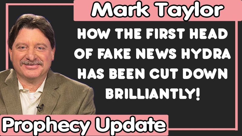 Mark Taylor Update (11/12/2018) — HOW THE FIRST HEAD OF FAKE NEWS HYDRA HAS BEEN CUT DOWN