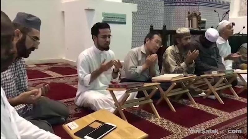 Les musulmans en Malaisie prient pour la victoire d'Erdoğan aux élections en Turquie